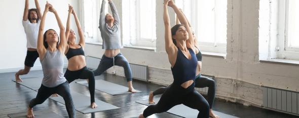 Yoga (1h30)