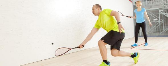 Racquetball (heures creuses)